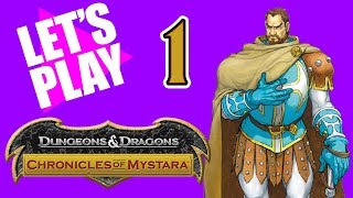 Let's Play: Dungeons & Dragons: Chronicles of Mystara 1