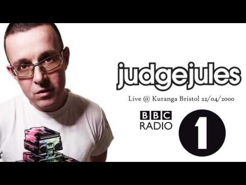 Judge Jules Live on Radio One @ Karanga Bristol 22.04.2000