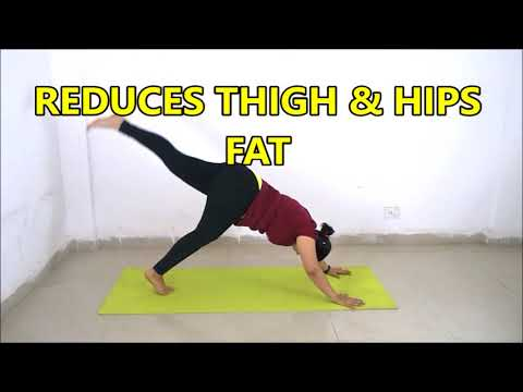 yoga for chubby people  easy yoga workout for beginners