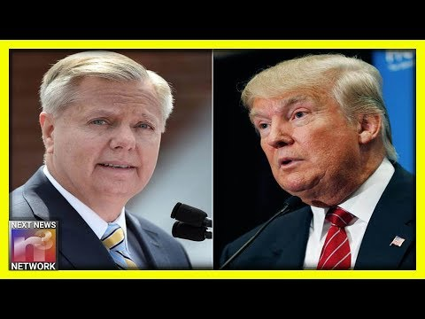 Trump RIPS Into Lindsay Graham With BRUTAL Honesty