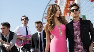 Camille La Vie x Midnight Red - Fashion and Music Collide for Prom ft.