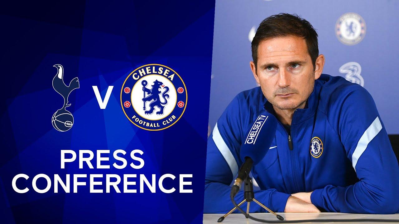Frank Lampard: Mendy & Chilwell Fit & The New Handball Rule   Tottenham v Chelsea