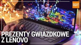 Wybieramy prezent na Gwiazdkę 2019 z firmą Lenovo