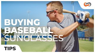 Watch This Before You Buy Baseball Sunglasses!!
