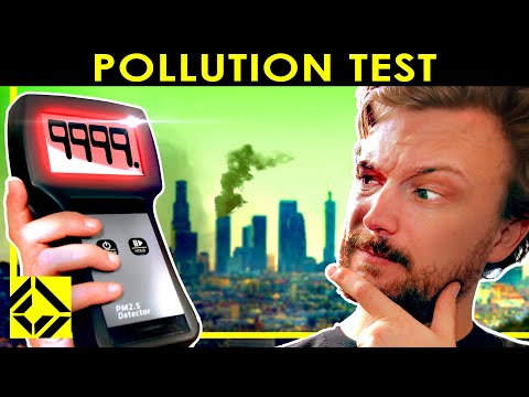 Should You Trust Your City's Air?