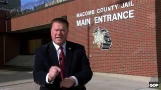 Sen. Lucido: Whitmer's Vetoes Make Macomb County Less Safe