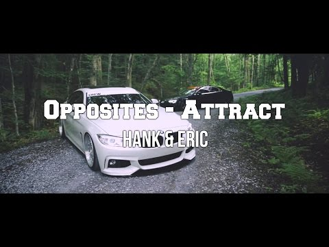Opposites Attract TEASER | Hank's BMW 435i & Eric's Audi A5 - BagRiders [Bagged BMW] Bagged A5