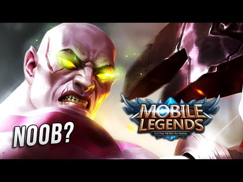 🔴LIVE |  - 'WHEN NOOB USE TANK BALMOND BE LIKE...' - (Mobile Legend Malaysia) #roadtoELITE