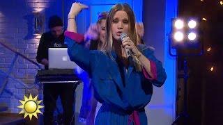 Ace Wilder - Don't Worry (Live) - Nyhetsmorgon (TV4)
