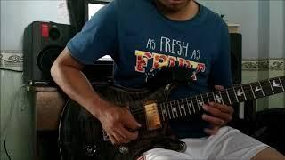 Thoi gian - Thủy Triều Đỏ guitar solo