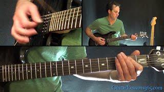 Nirvana - Drain You Guitar Lesson