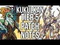 Kukulkan Tier 5 REVEALED! Huge Duel Changes! Merlin, Arthur & Xbal Nerfs! SMITE Update Notes