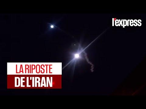 L'Iran Attaque Des Bases Abritant Des Soldats Américains