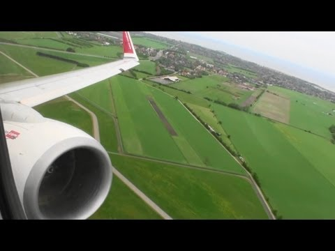 Incredible HD 737 Scenic Takeoff From Copenhagen Kastrup!!!