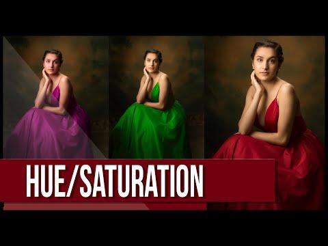 Hue Saturation Photoshop 2020