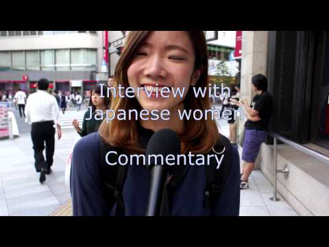 What Japanese Women Think of Dating Foreign Men (Interview) from YouTube · Duration:  3 hours 43 minutes 16 seconds