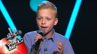 Ilya - 'Twenty One' | Blind Auditions | The Voice Kids | VTM