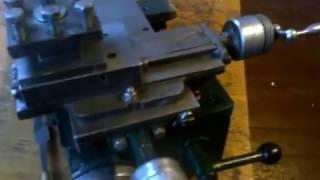Токарный станок ТВ-16 (ремонт малой продольной подачи)