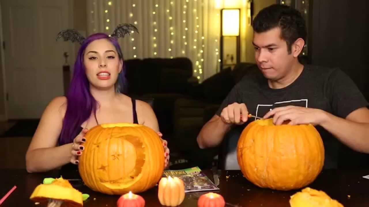Pumpkin Carving Fun Youtube