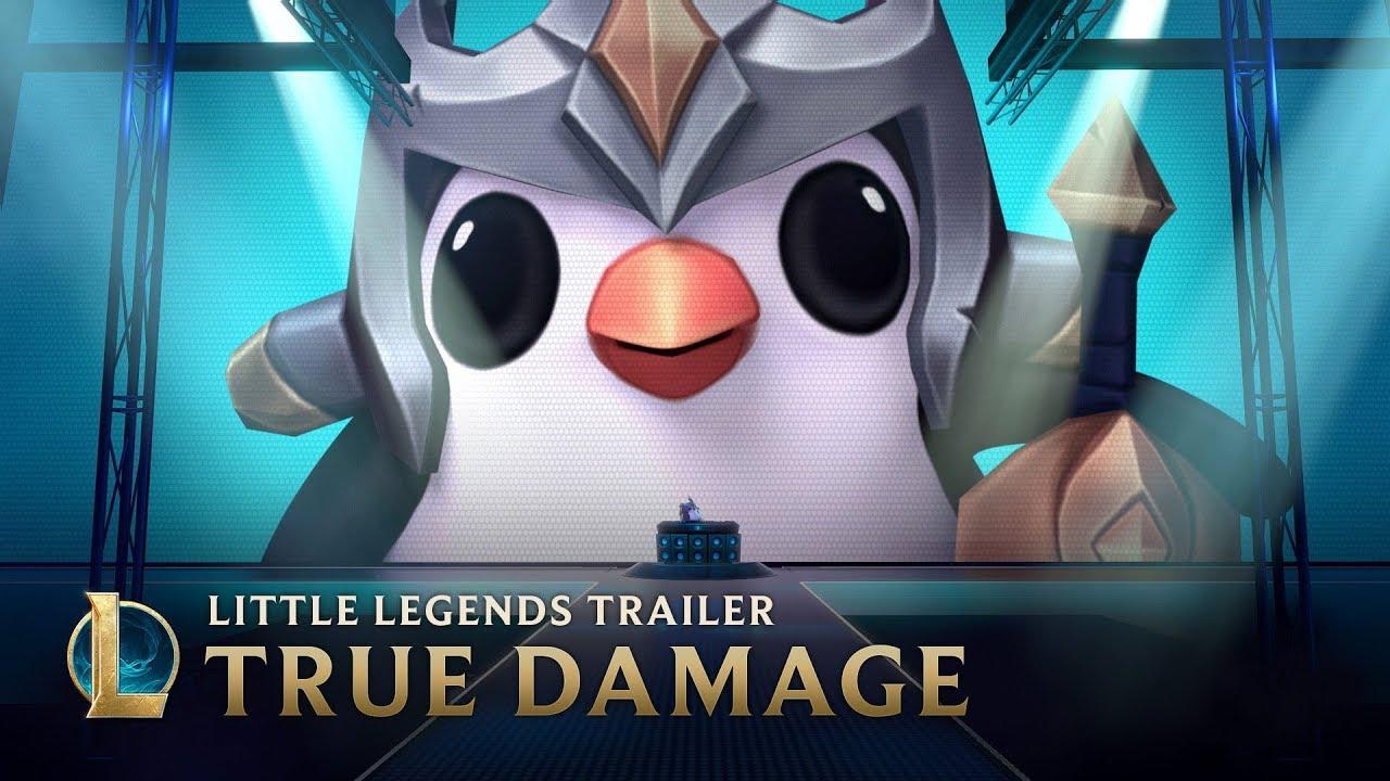 True Damage 2019: Outbreak | Little Legends Series 5 Trailer - Teamfight Tactics