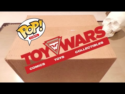 Toy Wars Funko POP! Shipment