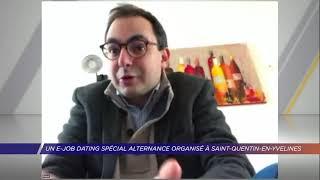 Yvelines | Un e-job dating spécial alternance organisé à Saint-Quentin-en-Yvelines