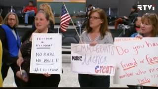 Суд Калифорнии признал незаконным указ Трампа о запрете на въезд в США