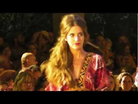 SilviaBoschBlog - 080 Barcelona Fashion Desigual PV 2013