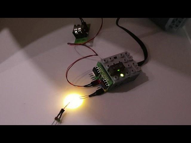 PFx Brick Opto-Isolator Adapter-Platine