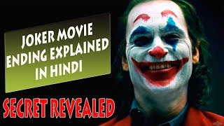 Joker movie Ending Explained in hindi // The Real Secret