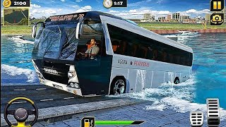 RIVER COACH  BUS SIMULATOR GAME🚂🚃🚃🚃🚃🚃🚃🚃🚃 screenshot 2