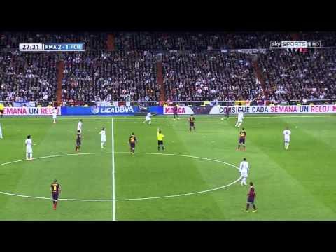 Real Madrid v FC Barcelona Full Match Replay  23 03 2014 Part 1