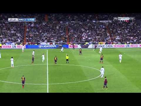 Real Madrid v FC Barcelona Full Match Replay23 03 2014 Part 1