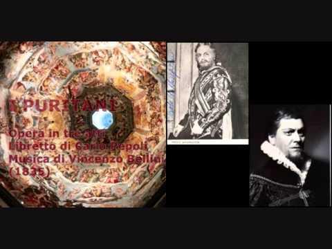 "Paolo Washington/Sesto Bruscantini-""Il Rival Salvar Tu Dêi"", I Puritani (exc. 9)"