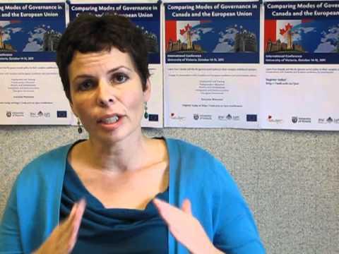 Dr. Rachel LaForest - Voluntary Sector in Multilevel Governance