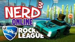 Nerd³ Online... Rocket League - Hoops 4 Life