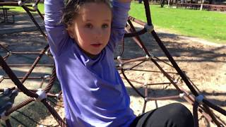 Learn English Words! Playground Shapes with Sign Post Kids!