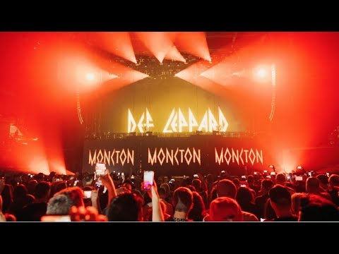 Anne Erickson - What's the Status of a New Def Leppard Album?