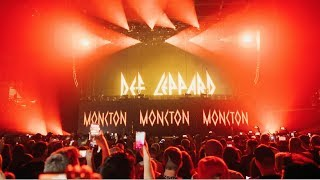 Selling out Canada with Def Leppard
