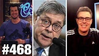 #468 MEDIA MUELLER MELTDOWN! | Adam Carolla Guests | Louder With Crowder