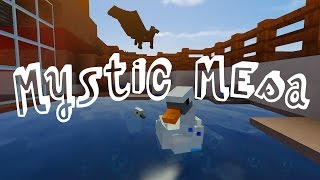 THE UGLY DUCKLING - MYSTIC MESA MODDED MINECRAFT