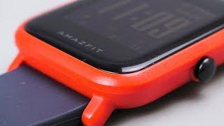 видео XIAOMI AMAZFIT - обзор часов с Алиэкспресс, где купить