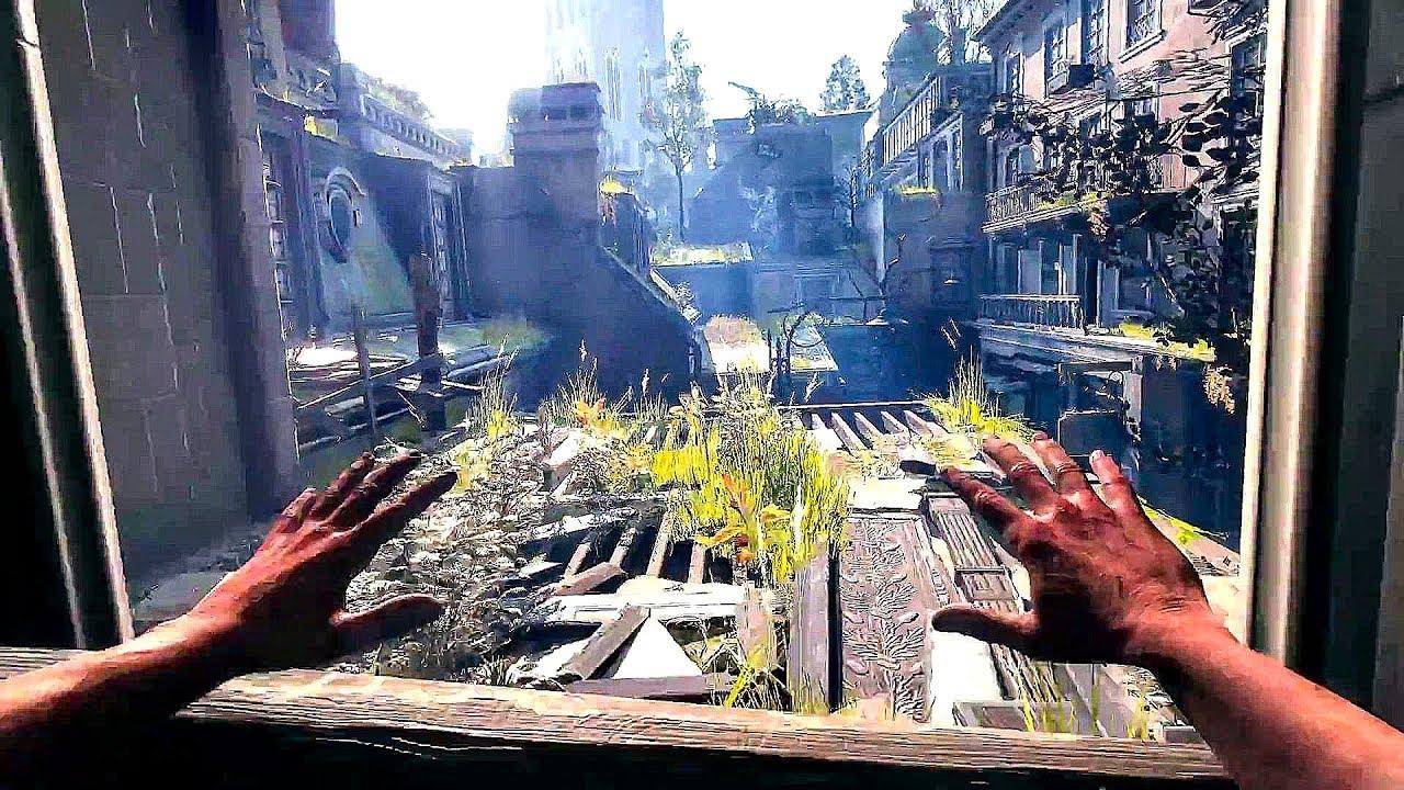 DYING LIGHT 2 Gameplay Demo (E3 2018)