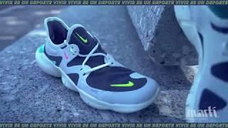 Reseña Nike Free 5.0
