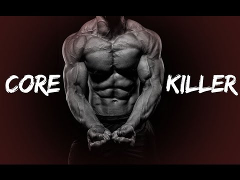 3 Exercise Core Killer No Crunch Core Workout