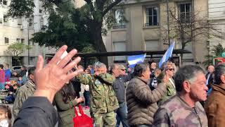 Desfile Militar independencia Argentina 9 Julio 2019 4k 43de 45 Completo