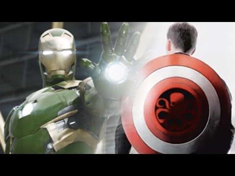 Avengers Hydra War Fan Made Trailer By Alex Luthor