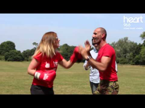 Heart Breakfast's Race For Life Bootcamp