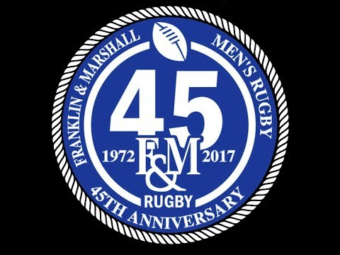 F&M Men's Rugby Fall 2017 XV's Schedule Hype