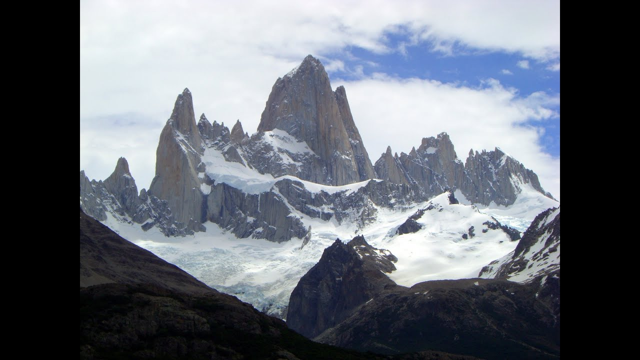Patagonia South America >> Fitz Roy, Los Glaciares National Park, Santa Cruz Province ...